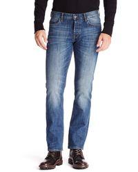 Boss Orange Orange 25 Music Regular Fit 11 Oz Stretch Cotton Jeans - Lyst