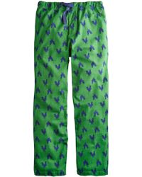 Joules - Cockerel Lounge Trousers - Lyst