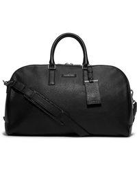 Michael Kors Bryant Leather Duffel Bag - Lyst