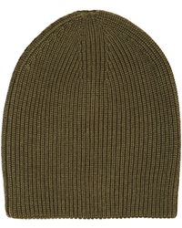 Barneys New York | Shaker-stitched Slouchy Hat | Lyst