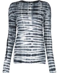 Proenza Schouler   Tie Dye T-shirt   Lyst