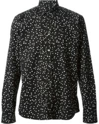 Moschino Star Print Shirt - Lyst