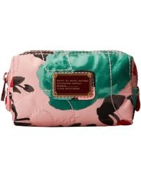 Marc By Marc Jacobs Pretty Nylon Jerrie Rose Makeup Cosmetic - Lyst