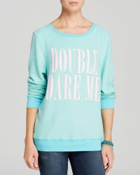 Wildfox Pullover  - Lyst