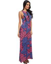 MINKPINK Hippie Highway Maxi Dress - Lyst
