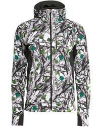H&M Running Jacket green - Lyst