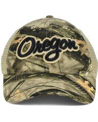 Legacy Athletic - Oregon Ducks Lost Camo Script Trucker Cap - Lyst