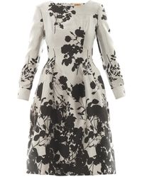 Vivienne Westwood Gold Label Joan Floraljacquard Dress - Lyst