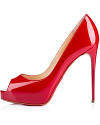 Christian Louboutin New Very Prive - Lyst