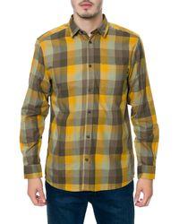 Wesc The Darcy Ls Buttondown Shirt - Lyst