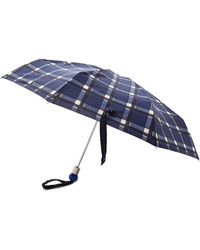 Marc By Marc Jacobs Toto Plaid Paddington Umbrella  - Lyst