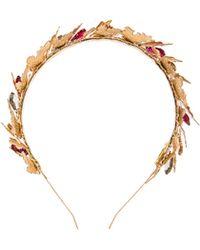 Eugenia Kim Autumn Headband - Lyst