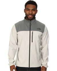The North Face Gray Nimble Jacket - Lyst