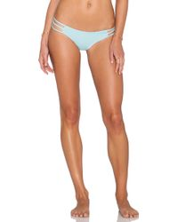 San Lorenzo - Braided Hipster Bikini Bottoms - Lyst