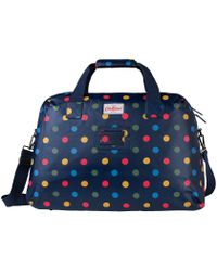 Cath Kidston - Button Spot Travel Bag - Lyst