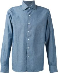 Ovadia And Sons Classic Shirt - Lyst