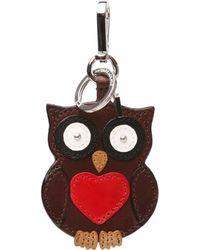 MZ Wallace - Owl Charm - Lyst