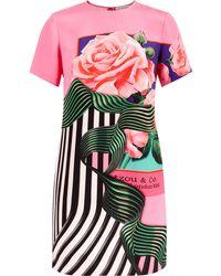 Mary Katrantzou | Molli Ss Dress | Lyst