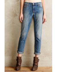 J Brand Blue Ellis Jeans - Lyst