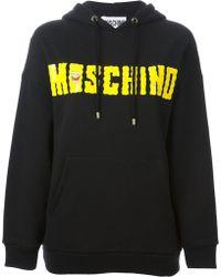 Moschino Sponge Bob Sweatshirt - Lyst
