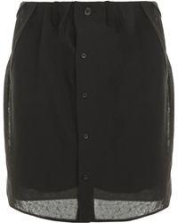 Y-3 Skirt - Lyst