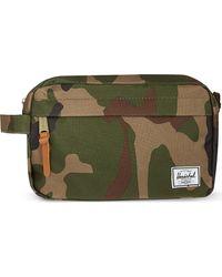 Herschel Supply Co. Chapter Wash Bag Woodlandcamo - Lyst