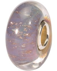 Trollbeads - Blue Desert Glass Bead - Lyst
