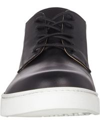 Gianvito Rossi Blucher-Style Sneakers - Lyst