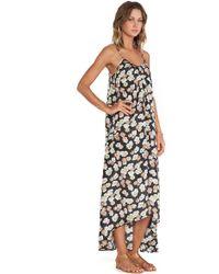 Pink Stitch Resort Maxi Dress - Lyst