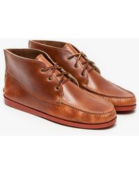 Need Supply Co. Cavalier Whiskey Deck Chukka brown - Lyst