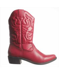 Rampage - Valiant Western Boots - Lyst