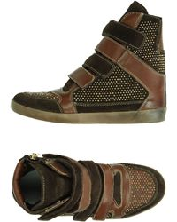 Ciaboo High-Tops & Trainers brown - Lyst