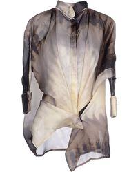 Malloni Shirt - Lyst