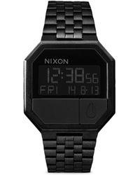 Nixon   're-run' Digital Watch   Lyst