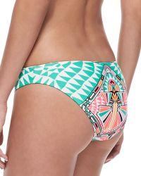 Mara Hoffman Classic Bikini Bottom - Lyst