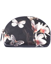 Givenchy Beauty Case Magnolia Flower Print - Lyst