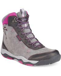 Jambu Womens Vista Hyper Grip Sport Boots - Lyst