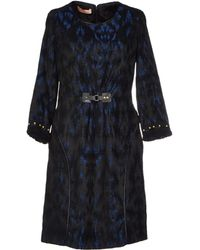 Matthew Williamson Black Short Dress - Lyst