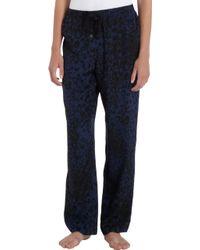 Sea - Leopard Pyjama Trousers - Lyst