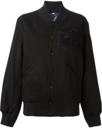 Opening Ceremony Embroidered Bomber Jacket - Lyst