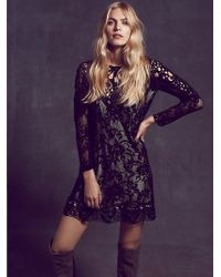 Free People Fp One Gemma Dress - Lyst