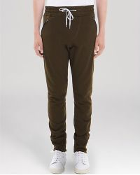 Sandro Trooper Sweatpants - Lyst