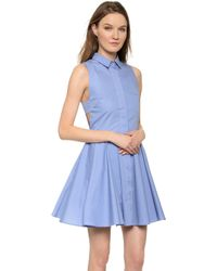 Ace - Jules Pleated Dress - Lyst