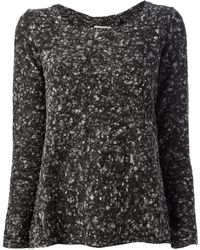 Gat Rimon - Round Neck Sweater - Lyst