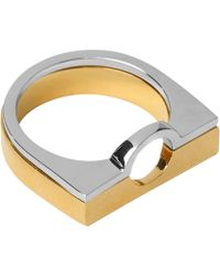 Whistles - Graphic Stacked Ring - Lyst