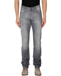 Baldessarini - Denim Trousers - Lyst