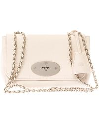 Mulberry Lily Leather Shoulder Bag - Lyst