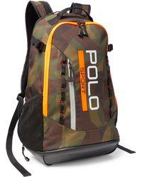 Polo Ralph Lauren - Polo Sport Backpack - Lyst 6e8d7aa7a2