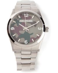 Zadig & Voltaire - Camouflage Face Watch - Lyst