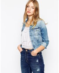 Pepe Jeans Denim Jacket - Lyst